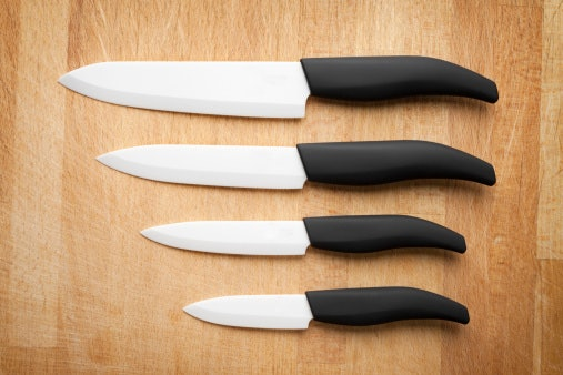 What are Ceramic Knives?