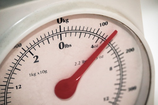 A Scale which can Display Different Measurement Units is Recommended