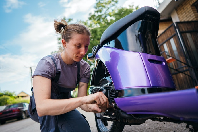 What to Check Before Riding Your Motorcycle
