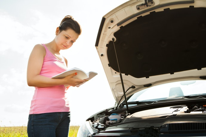 Check Your Vehicle Manual for the Type of Oil Needed