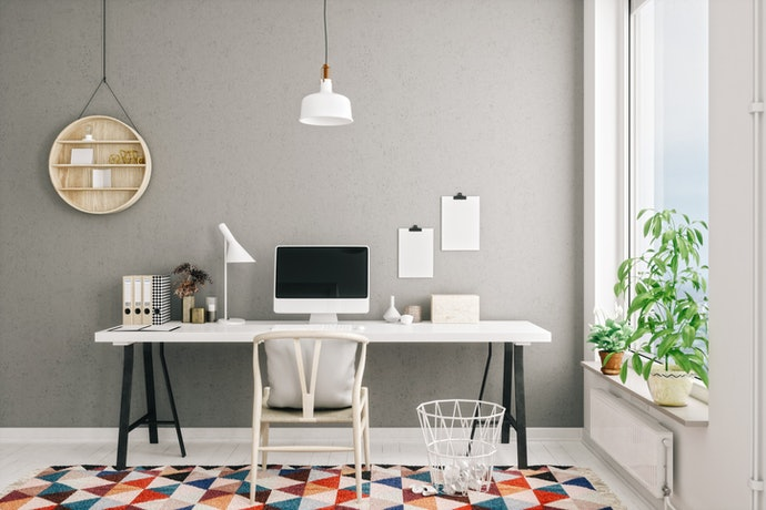 Create a Dedicated Workspace to Maximize Productivity