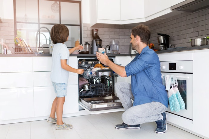 One Less Household Chore Means More Time for You