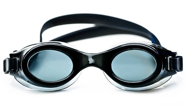 Practice Goggles for Long Swimming Training