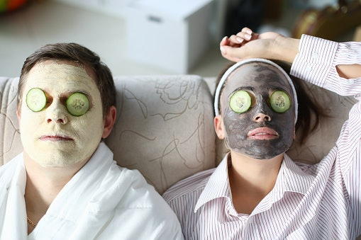 3. Organize a Spa Date and Pamper Session