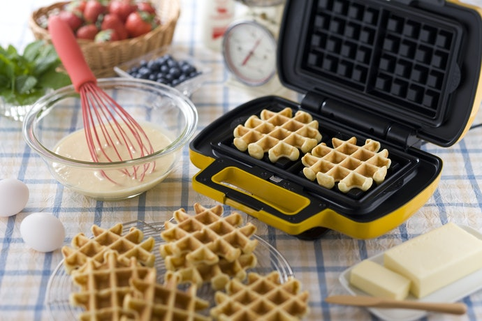 Electric Waffle Makers for Hassle-Free Waffle-Making