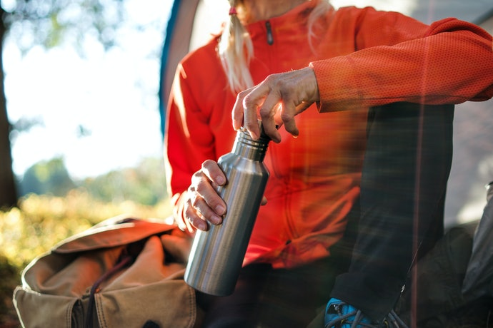 A Large-Sized Insulated Water Bottle Is Best for Fitness Buffs