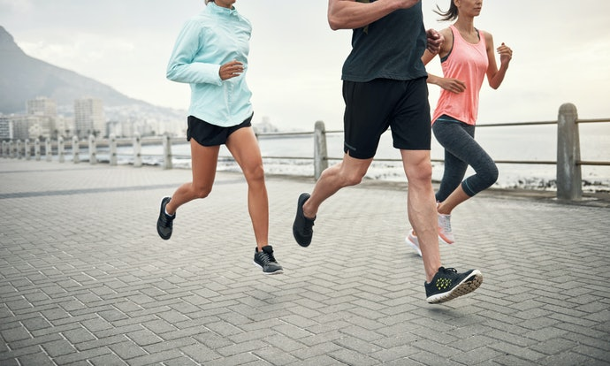 Thin Cushioned Shoes for Seasoned and Competitive Runners