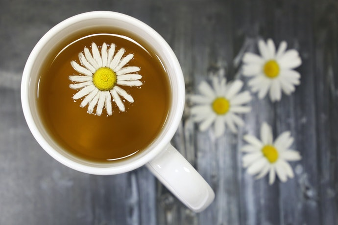 Chamomile Enhances Relaxation