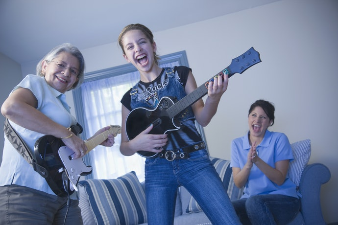 Music-Based Games Bring Out the Rockstar in You