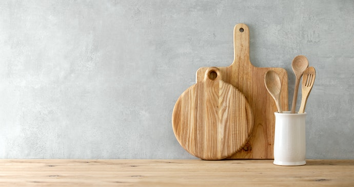 Pro: Wooden Boards Add an Aesthetic Value