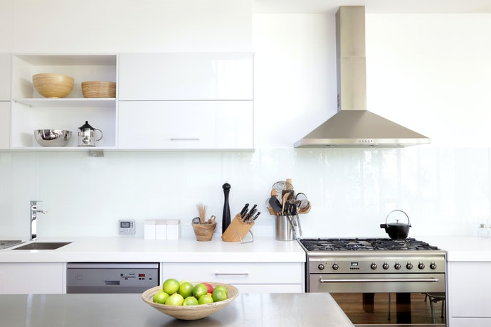 Ducted Range Hoods are Efficient for Busy Kitchens