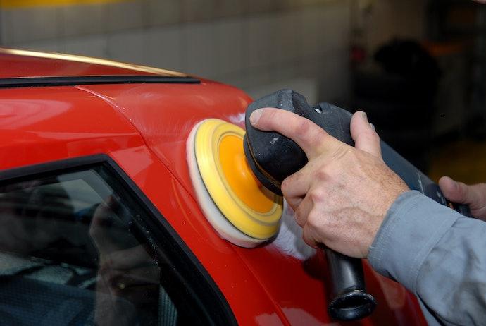 Lightweight Car Buffers for Easier Polishing