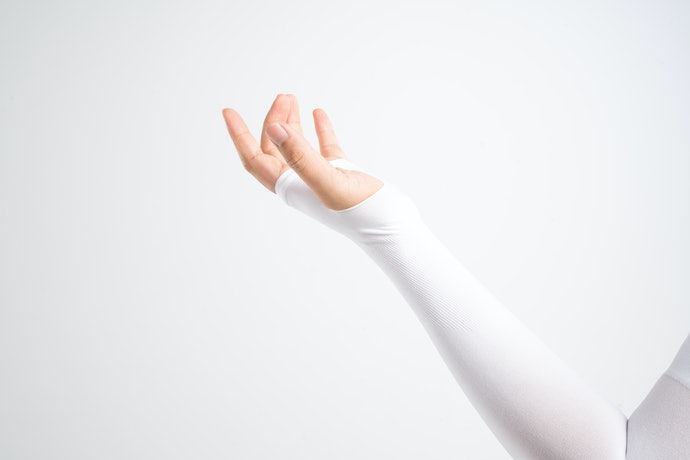 A Natural Material Adds More Comfort to the UV Arm Sleeves