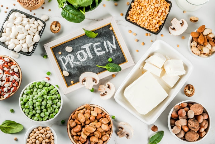 Protein-Packed Food for Energy Boost