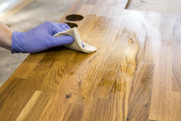 Con: Wooden Boards Aren't Maintenance-Free and Cleaning Is Quite Tedious