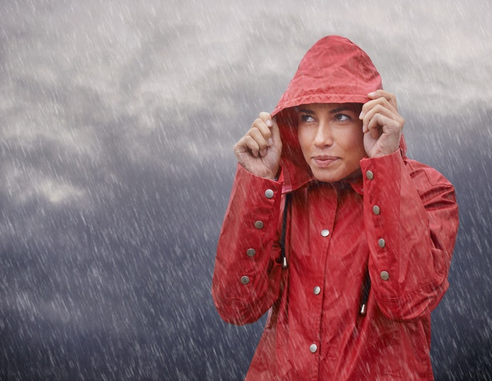 Check Whether the Material Is Waterproof or Water-Resistant