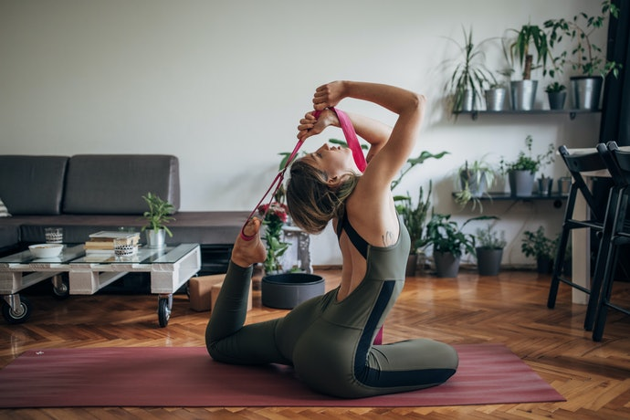 What Are Yoga Straps For