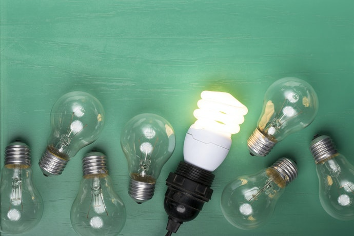 Pick an Incandescent Light Bulb to Go with the Lamp