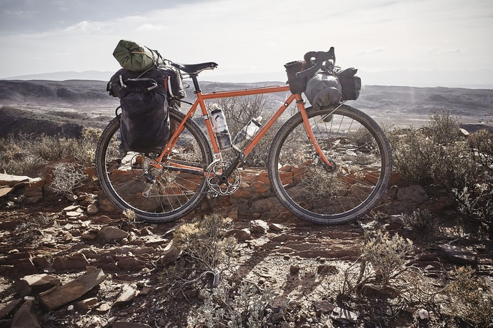 Tips on Packing for a Bike Packing