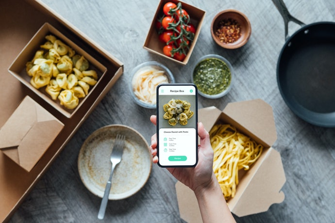 Ready-Made Meals in a Flash