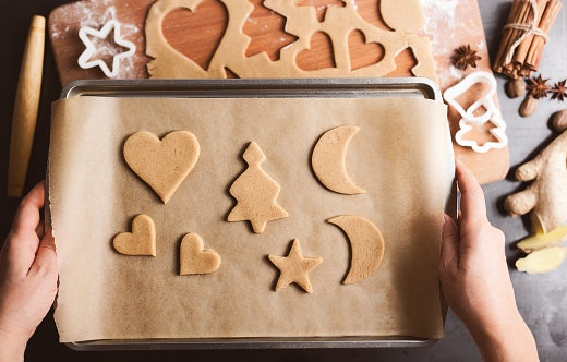 Sheet Pans are for Pastries That Don't Require Molds