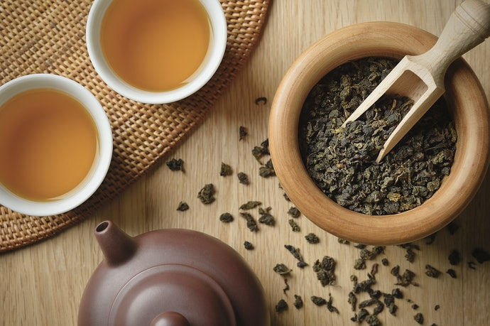 Oolong Teas Exudes a Floral to Grassy Taste