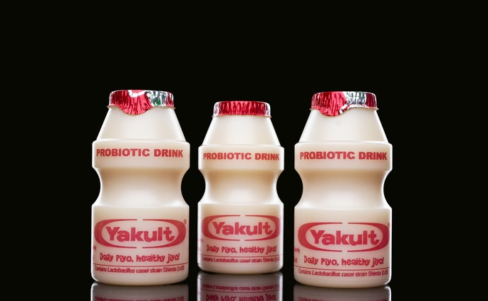 Boost Your Health With Yakult and Soya Milk Drinks