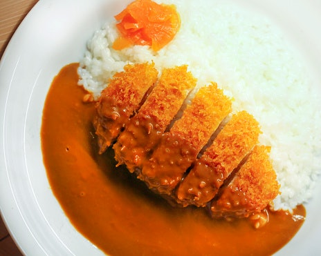 Japanese and Korean Curries Have a Sweeter Taste Profile