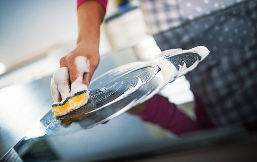 Clean the Items and Surfaces Before Disinfecting