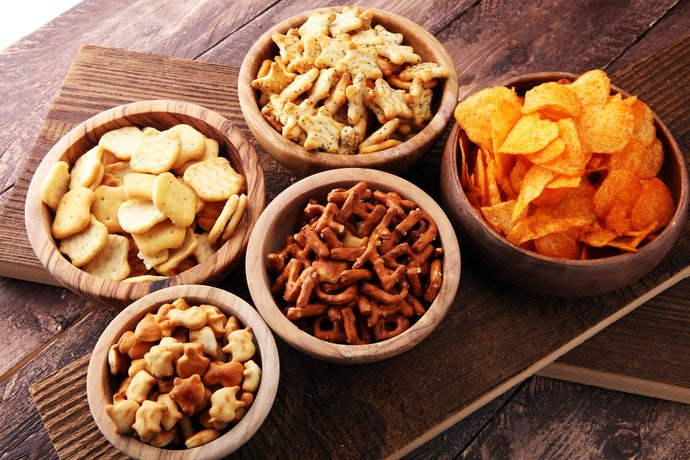 Snacks to Fill Up Your Wooden Bowls