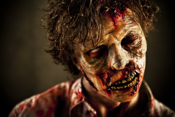 Horror Is a Zombie Film's Home Genre