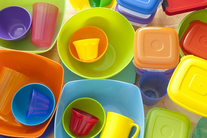 Opt for BPA-Free Plastic
