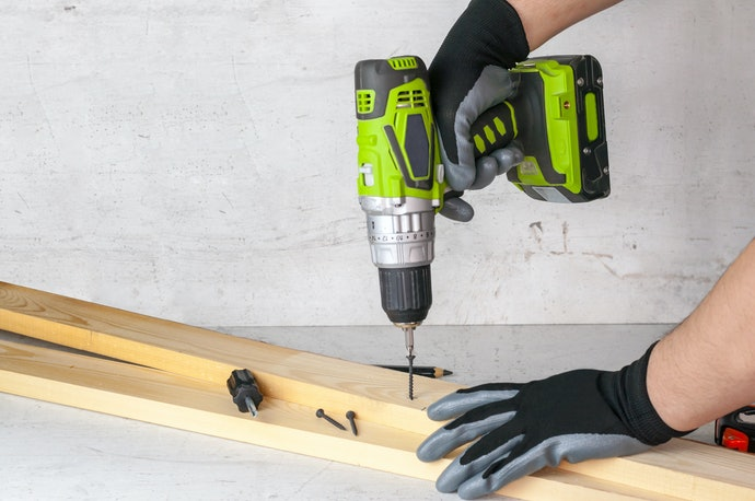 Drill Drivers Are for Lighter Drilling Works