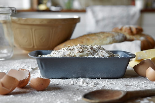 If You're into Baking Bread, Get a Loaf Pan