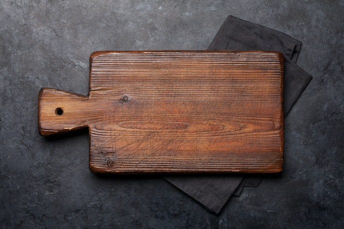 Pro: The Durability of a Wooden Board Is Unmatched