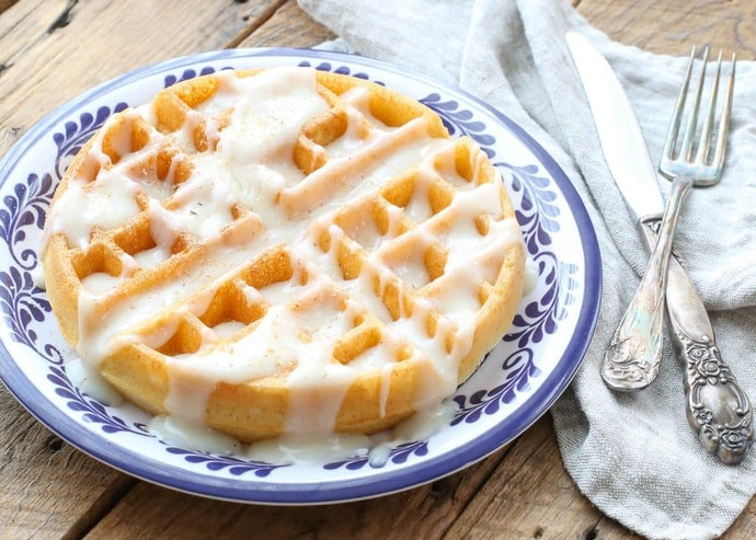 Make Perfect Waffles Every Time With This Recipe