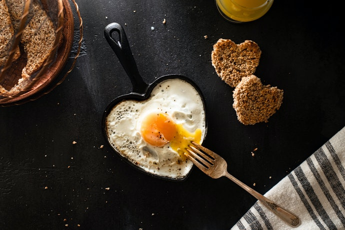 Some Frying Pans Have Built-In Egg Molds