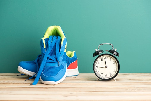 2. Create a Cue to Remind Yourself to Walk