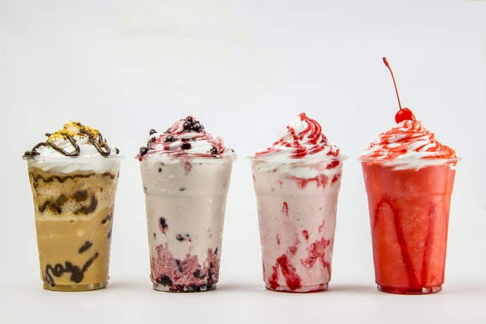 Pick the Type of Shake That You Want to Do