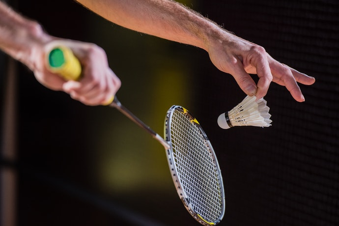 The Frame Supports the Entire Racket