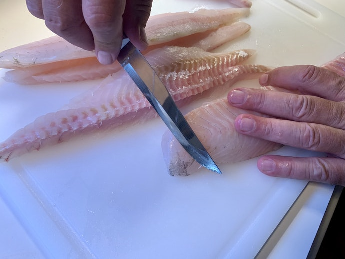 Fillet Knives Are for Delicate Food Like Fish