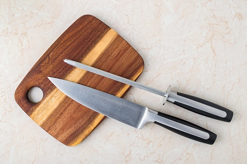 Use High-Carbon Stainless Steel for Durability