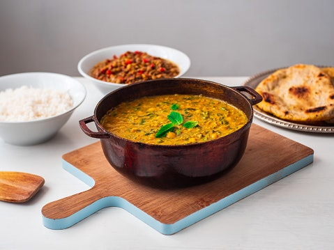 Indian Curry Has Distinctive Cumin and Ginger Tastes