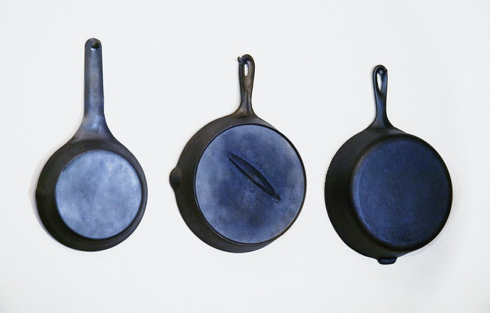 Decide if You Want a Shallow or Deep Skillet