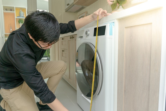 Make Sure to Allocate Some Space for Your Dryer Machine
