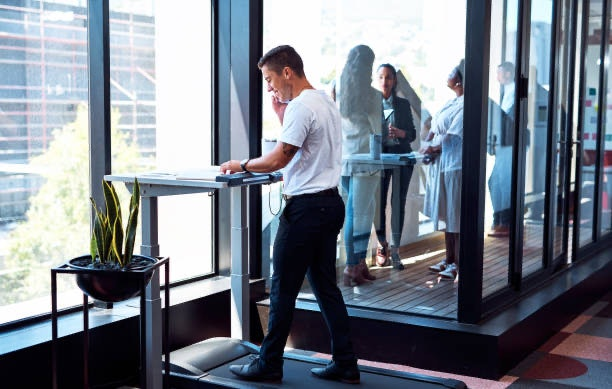 Opt for Electric Standing Desks if You Prefer One With Customizable Features