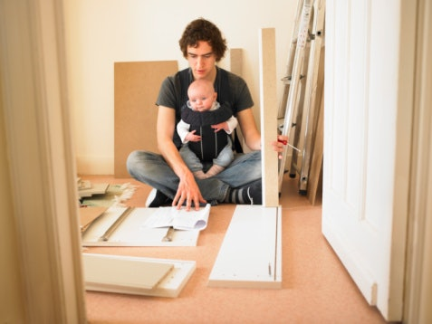 Opt for Flat Packed Furniture for Your Starter Home
