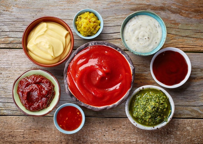 Stock Up on Your Condiments
