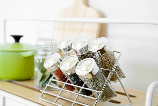 Select Countertop Organizers That Give a Minimalist Look