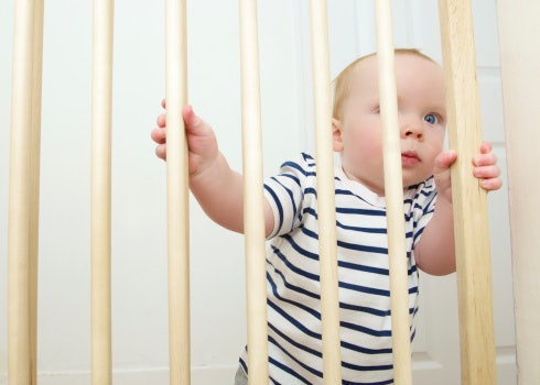 Baby Proof the Room Before Letting Your Little One Explore